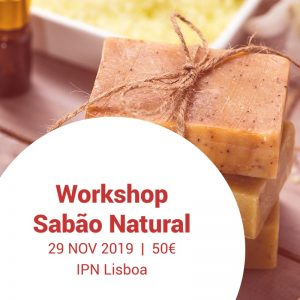 Workshop de Sabão Natural