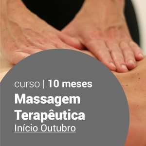 Curso Massagem Terapêutica