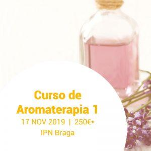 Curso de Aromaterapia Nível I