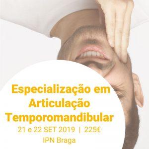 Especialização da ATM – Articulação Temporomandibular