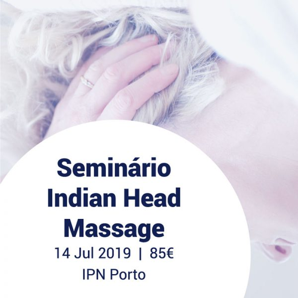 Seminário Indian Head Massage