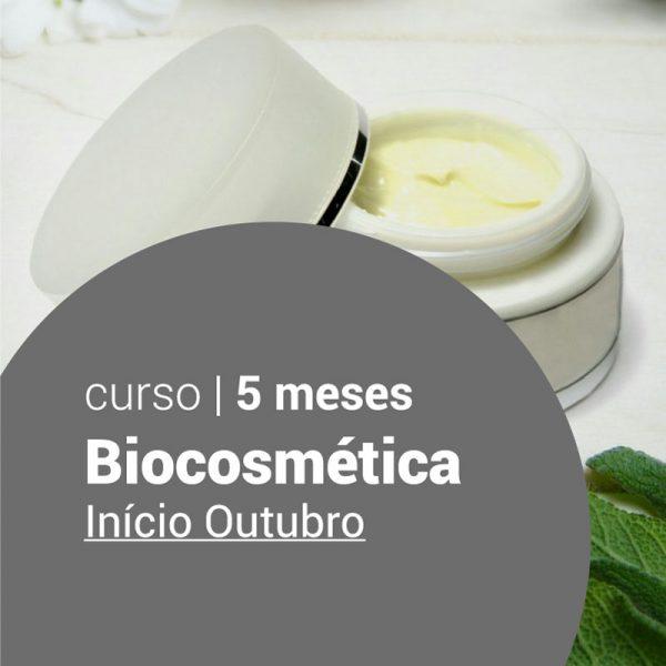 Curso de Biocosmética