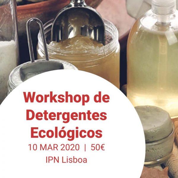 Workshop de Detergentes Ecológicos