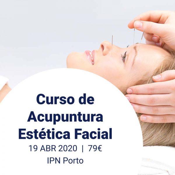 Curso de Acupuntura Estética Facial