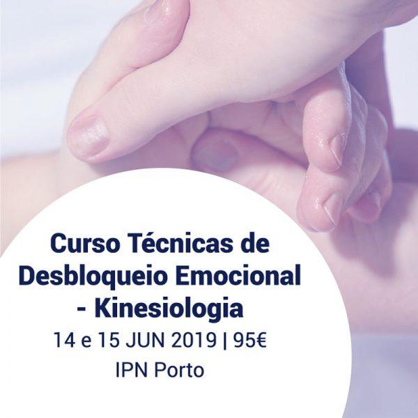 Curso Técnicas de Desbloqueio Emocional – Kinesiologia