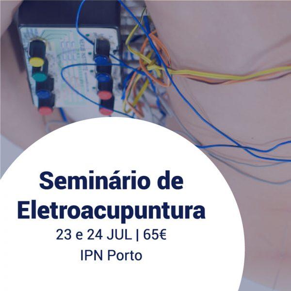 Seminário de Eletroacupuntura