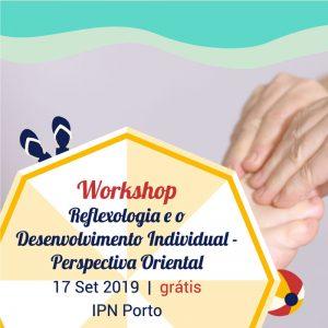 Workshop Reflexologia e o Desenvolvimento Individual
