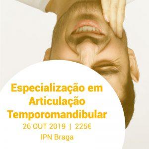 Curso Especialização da ATM – Articulação Temporomandibular