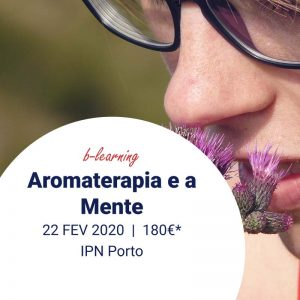 B-learning A Aromaterapia e a Mente