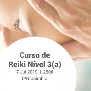 Curso de Reiki Nível III.a - Método Tradicional do Sistema UsuiReikiRyoho