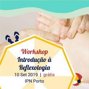 Workshop Introdução à Reflexologia