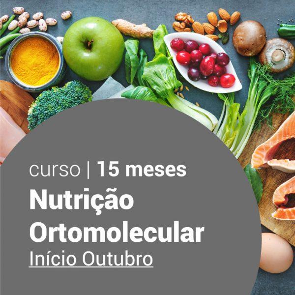 Curso de Nutrição Ortomolecular