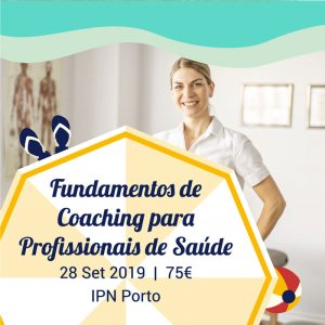 Formação Fundamentos de Coaching para Profissionais de Saúde