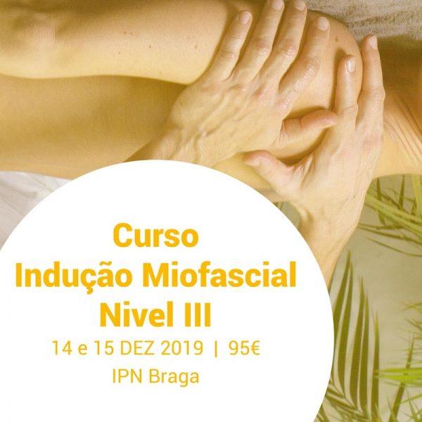 Curso de Indução Miofascial - Nível III