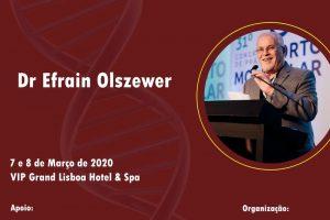 Curso Integrativo de Atualização em Medicina Ortomolecular com Dr. Efrain Olszewer