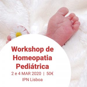 Workshop de Homeopatia Pediátrica