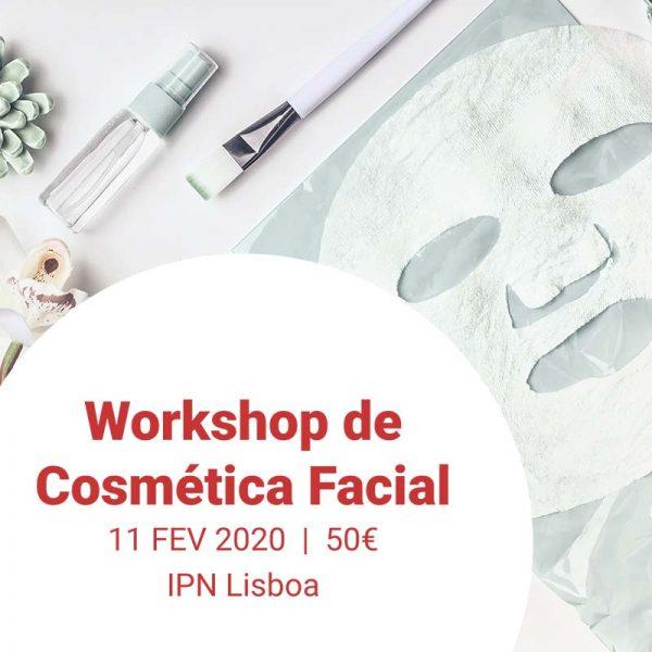 Workshop de Cosmética Facial