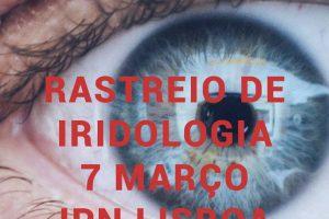 Rastreio Iridologia