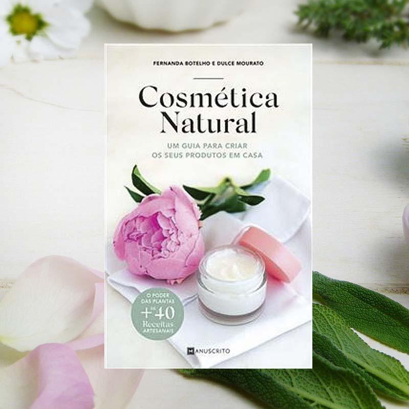 Livro Cosmética Natural