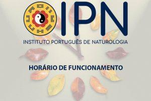 Horário Funcionamento IPN_notícia